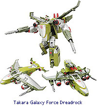 Takara Galaxy Force Dreadrock