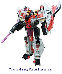 Takara Galaxy Force Starscream
