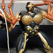 Takara Repaint Black Arachnia