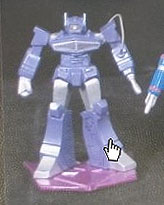 Shockwave chess piece