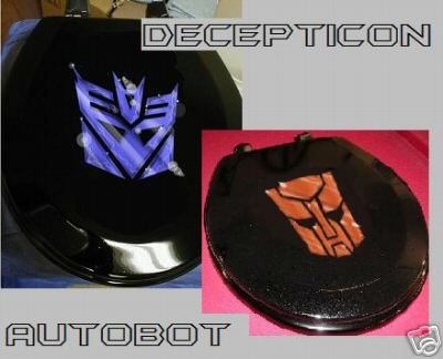 Transformers Toilet Seat