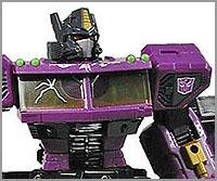 Earth Three Convoy (Robot)