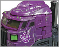 Earth Three Convoy (Truck)