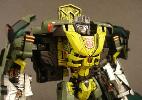 Custom Brawn by WarMAchine