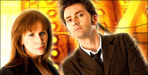 Doctor Who Series 4 Episode 1