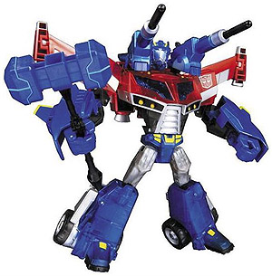 TF Animated Wing Blade Optimus Prime